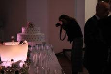 BATTESIMO SOFIA max&kitchen catering milano torta di cerimonia