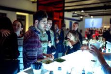 servizio bar slide show maxandkitchen catering milano