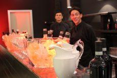 max&kitchen caffè biologico luce led allestimenti sorriso