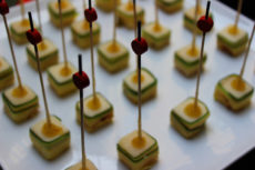 Fondazione Coloni - Max&Kitchen Catering GAM luxury event finger