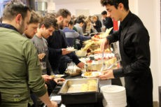 Teatro elfo puccini milano catering light lunch