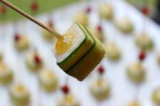 PR Laboratory max&kitchen catering milano press day buffet cubo di parmigiano reggiano