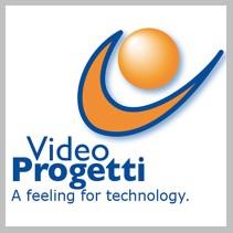 logo VIDEOPROGETTI catering milano