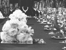 max&kitchen catering luxury event, moda milano cena di gala, servizio guanti bianchi, aperitivo gold