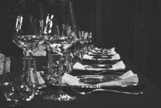 allestiento cena di gala max&kitchen catering