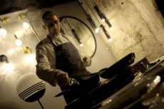 massimo temporiti chef star michelin