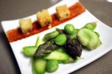 bottega veneta luxury catering milano finger vegetariano