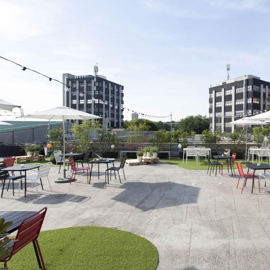 Talent Garden Calabiana terrazzo