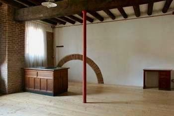 Fonderia Napoleonica Sala Colonne
