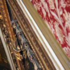 Palazzo Cusani dettagli d'arredo
