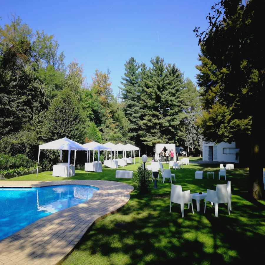 Piscina Villa Giulia Fagnano Olona