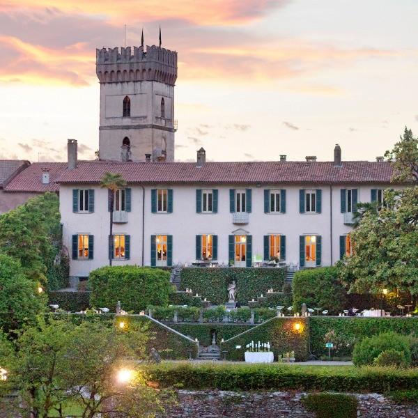 Villa Bossi esterno