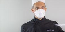 Massimo Temporiti lunch sicuro catering-covid-19