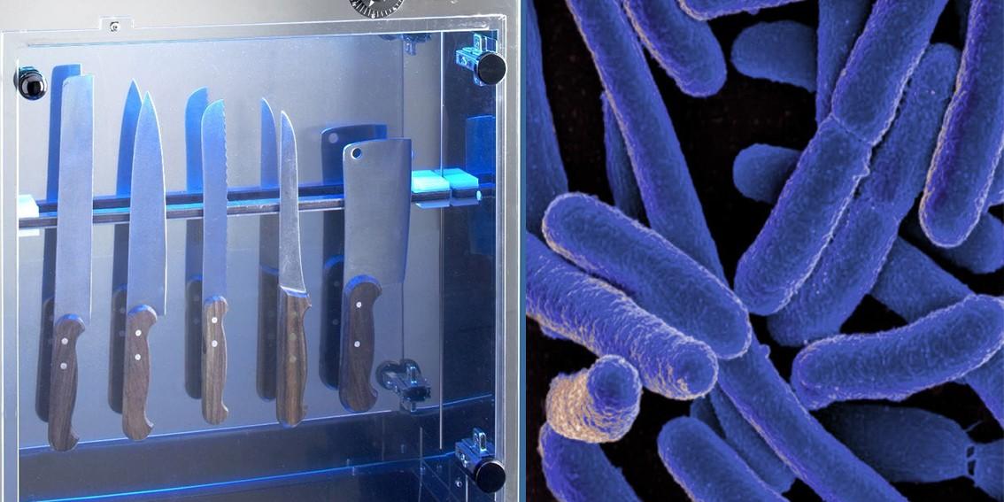 catering sterilizzazione UV safety food service covid-19