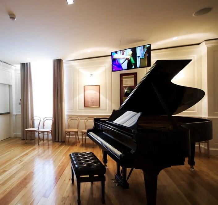 Pianoforte Teatro Gerolamo